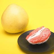 平和琯溪红肉蜜柚 5斤2粒装