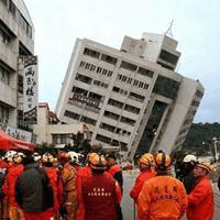 中国台湾花莲6.5级地震4死145失联