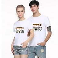 情侣短袖T恤