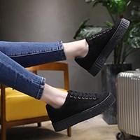 韩版百搭春季新款浅口单鞋