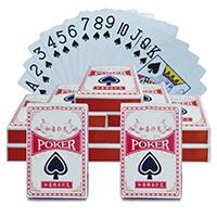 精致扑克牌纸牌5副