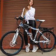 桑浦成人越野山地自行车