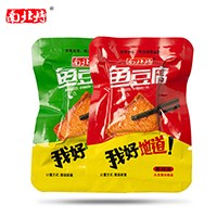 南北特鱼豆腐包邮250g