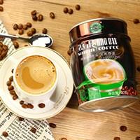 赛品卡布奇诺速溶咖啡罐装