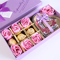 德芙巧克力七夕情人节礼盒