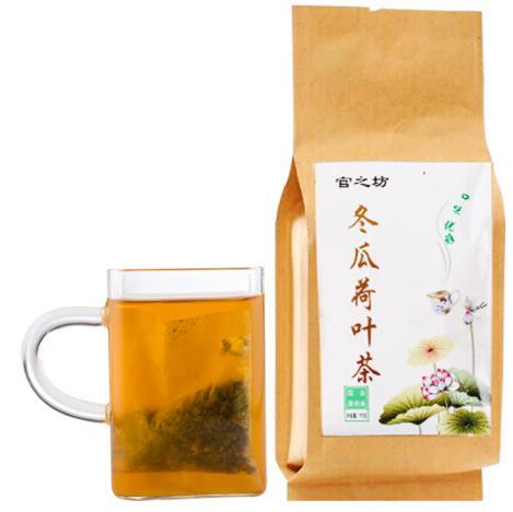 冬瓜荷叶茶150g