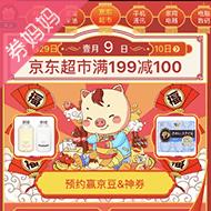 京东年货节购物攻略