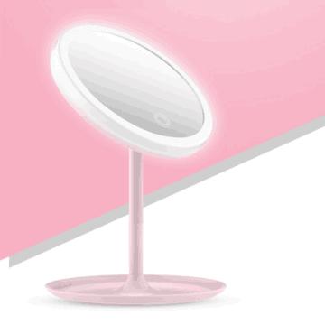 【网红爆款】LED灯补光便携式化妆镜