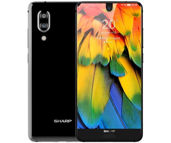 夏普 S2 4G 64G 全面屏手机