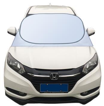 汽车遮阳板前挡风玻璃罩