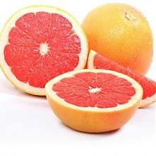 乐果园 南非进口红西柚  2个装