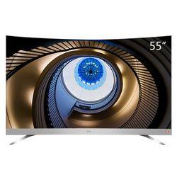 双11:康佳55英寸 曲面 4K液晶电视