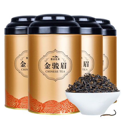 金骏眉红茶一罐100g