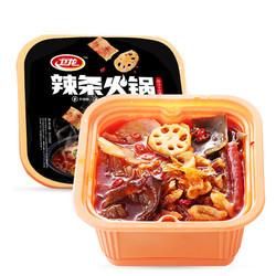 卫龙 辣条自热火锅 370g
