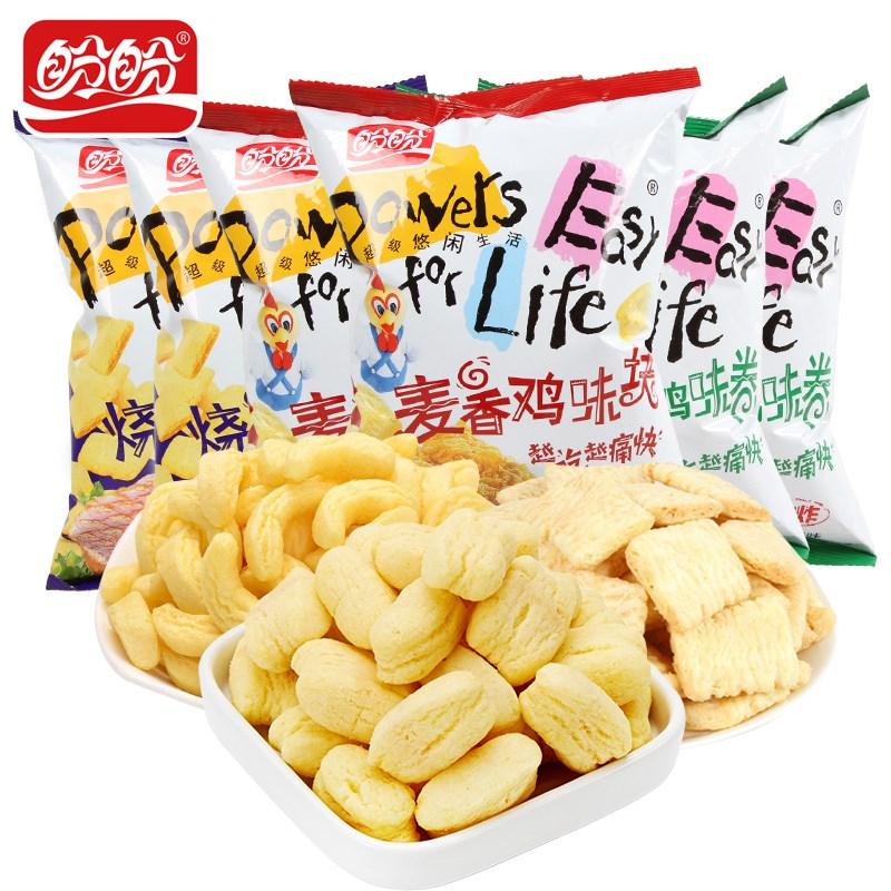 盼盼麦香鸡味块60g*6袋