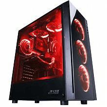 雷霆世纪组装台式机游戏主机 3999元包邮(i5-7400 128G SSD GTX1050Ti 4G独显)