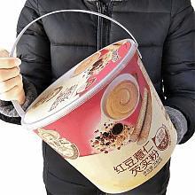 红豆薏仁芡实粉代餐粉700克*1桶装