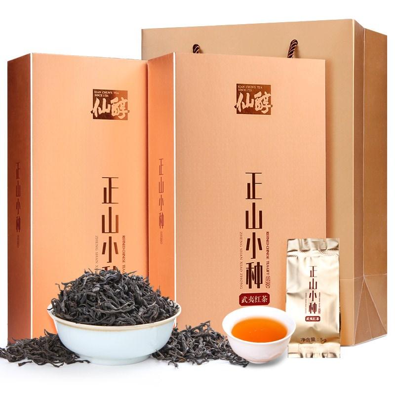 仙醇正山小种红茶32泡