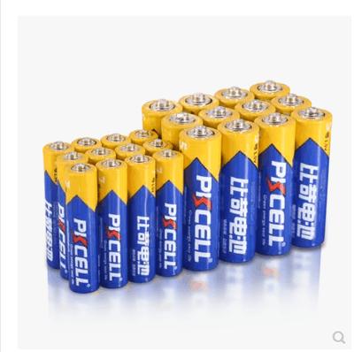 比苛碳性5+7号电池40粒