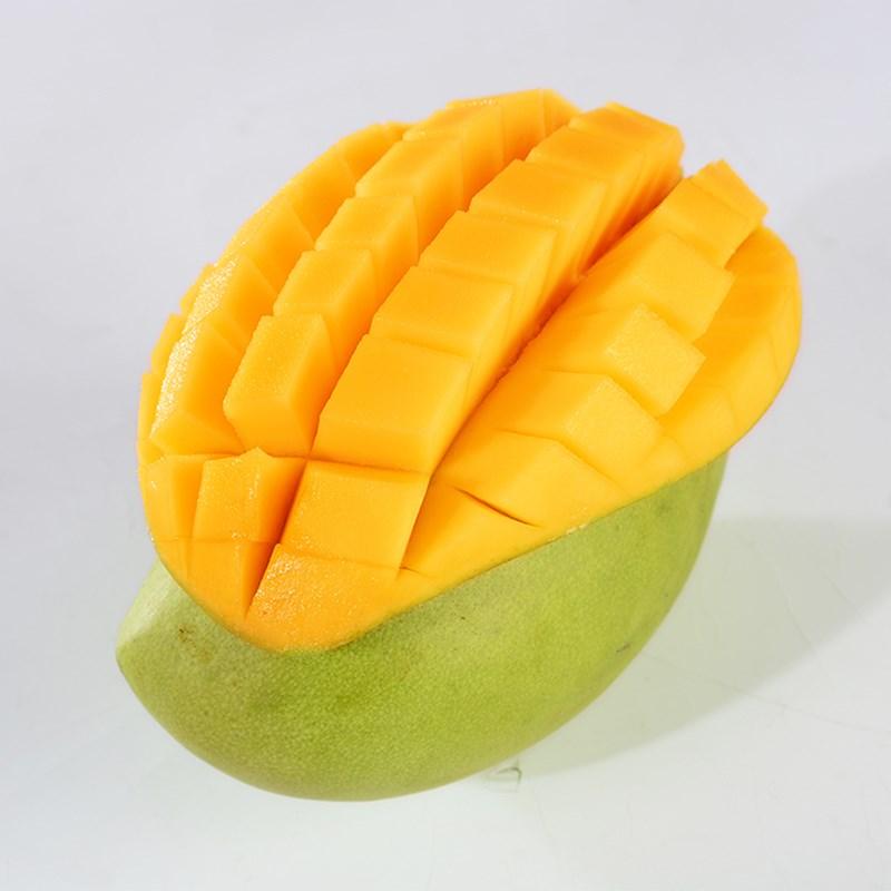 越南进口小青芒果青皮香芒果5斤