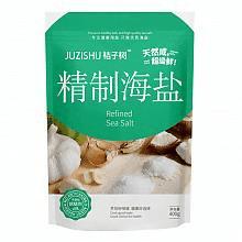 桔子树精制海盐(加碘)400g *3件