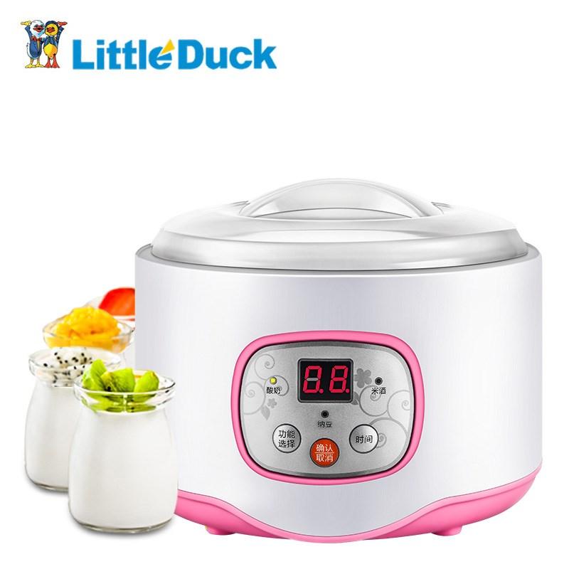 小鸭全自动酸奶机+20包菌粉