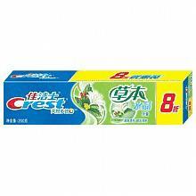 佳洁士草本水晶牙膏200g