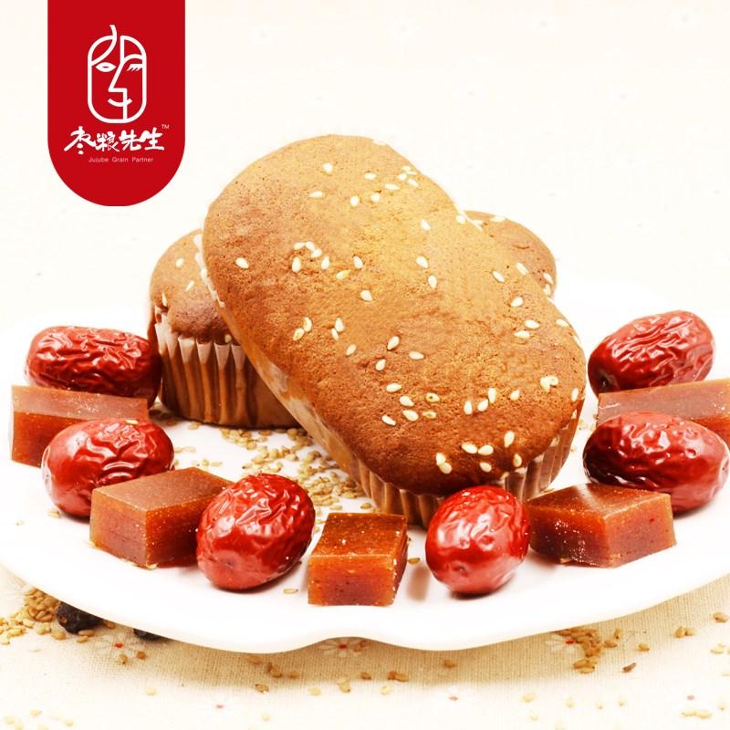 枣粮先生蜂蜜红枣蛋糕约1000g