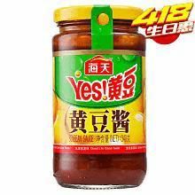 海天黄豆酱340g