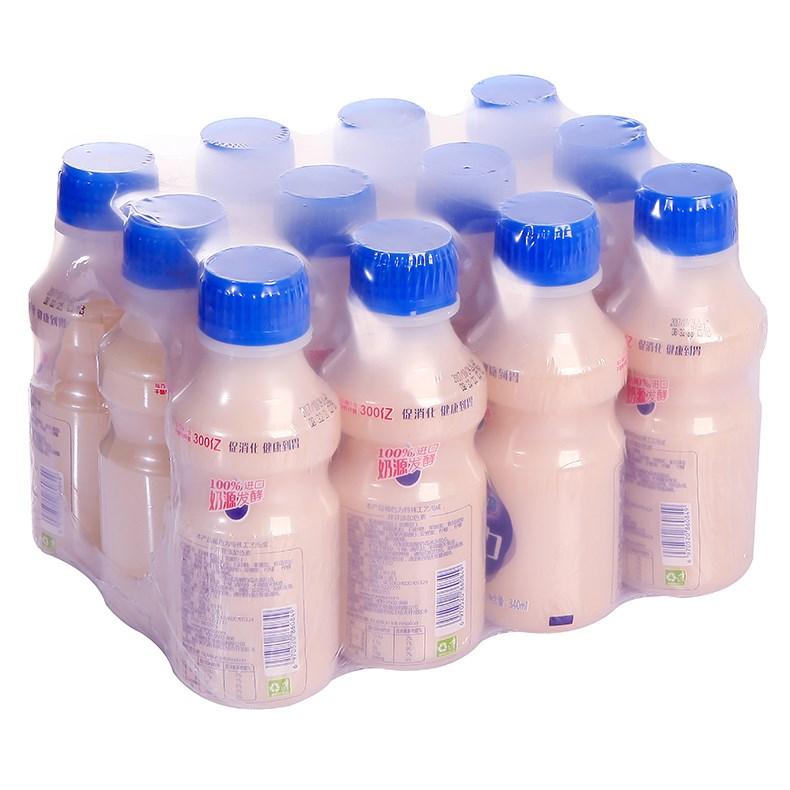 胃动力乳酸菌饮品340mlx12瓶整箱