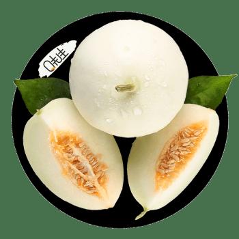 陕西阎良蜜瓜2.5kg