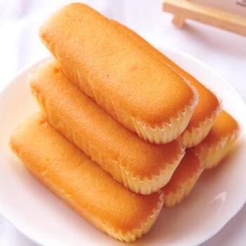 福娃香橙蛋糕500g*2