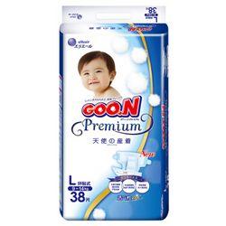 大王 婴儿纸尿裤 L38片*3件