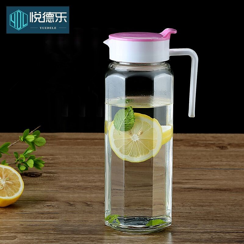 经典玻璃果汁凉水壶