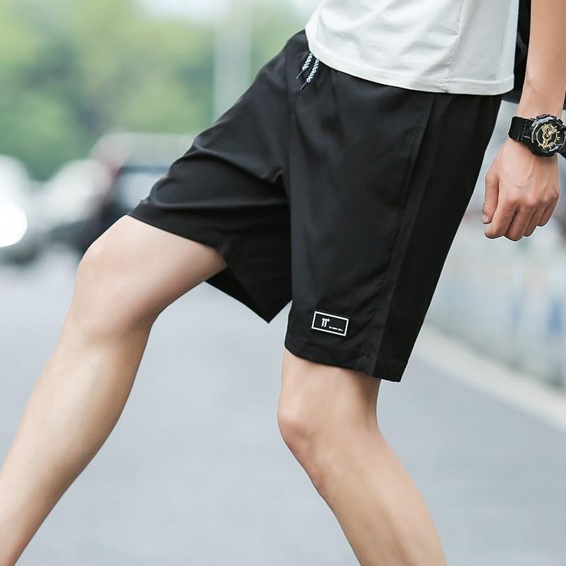 运动短裤男五分休闲沙滩裤