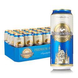 天鹅堡 小麦啤酒 500ml*24听