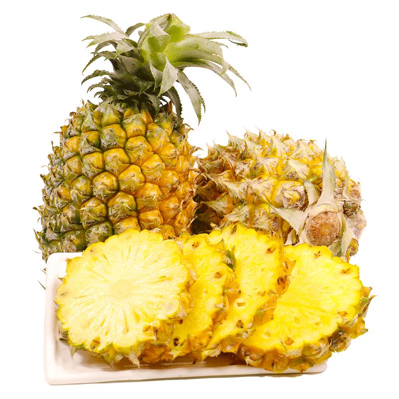 【鲜果喜事】现摘香水菠萝10斤