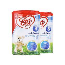 临期:英国牛栏 婴幼儿奶粉3段900g