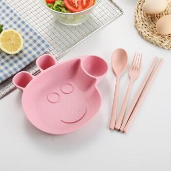 小猪佩奇餐具碗套装