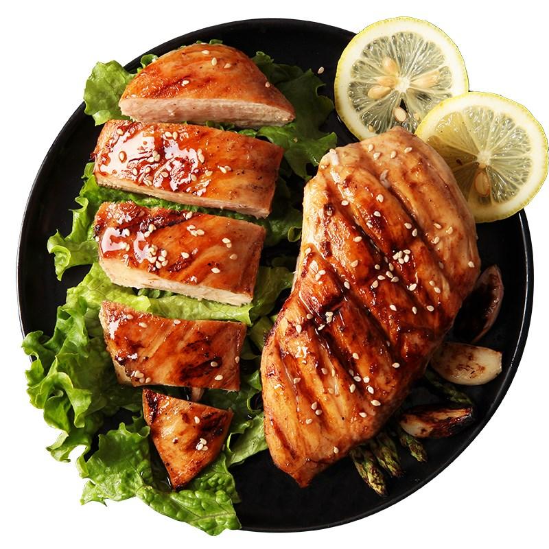 健身减肥即食代餐鸡胸肉8片减肥法赤小豆图片