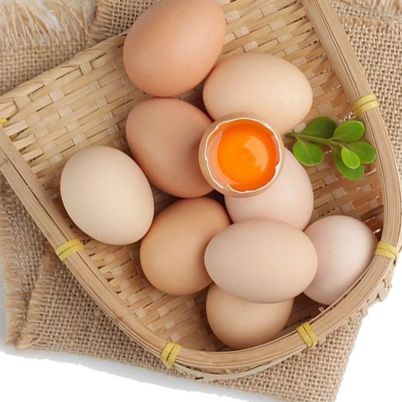 正宗农家散养土鸡蛋30枚