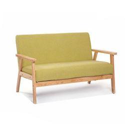 一米色彩简易沙发双人位