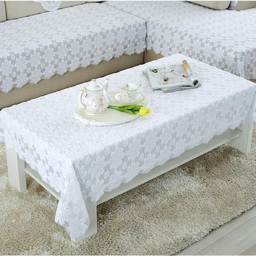 蕾丝茶几垫/坐垫90*160CM(单张)