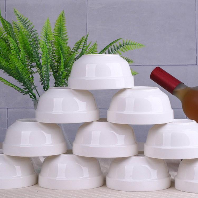 景德镇陶瓷碗10个装