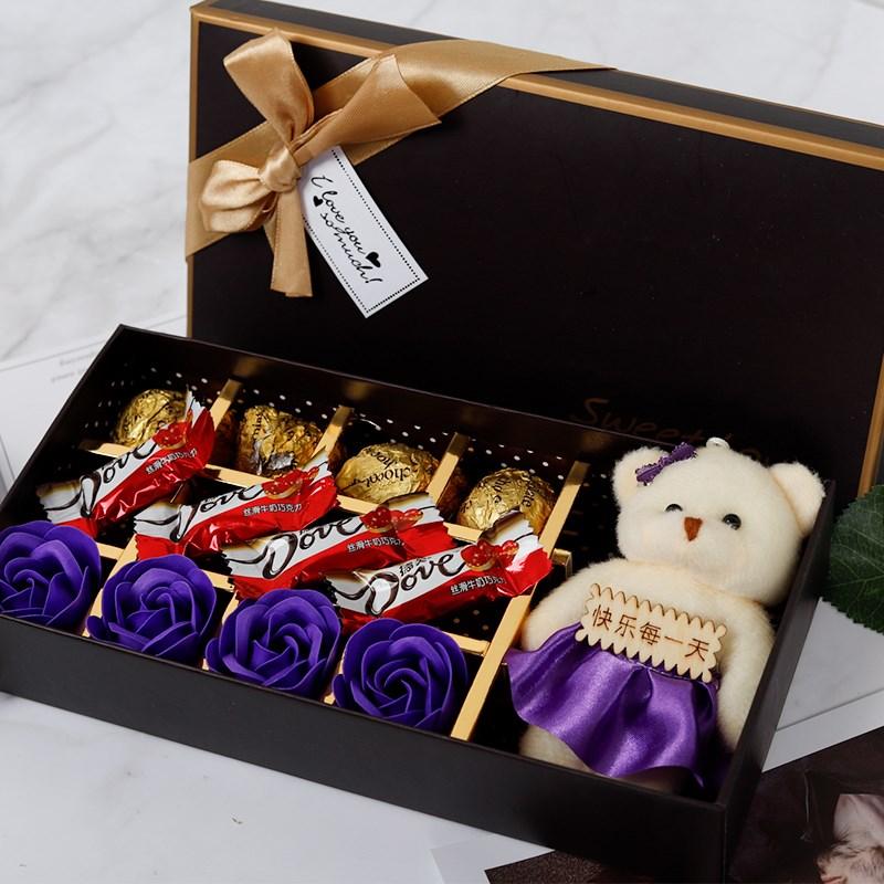 德芙巧克力创意礼盒