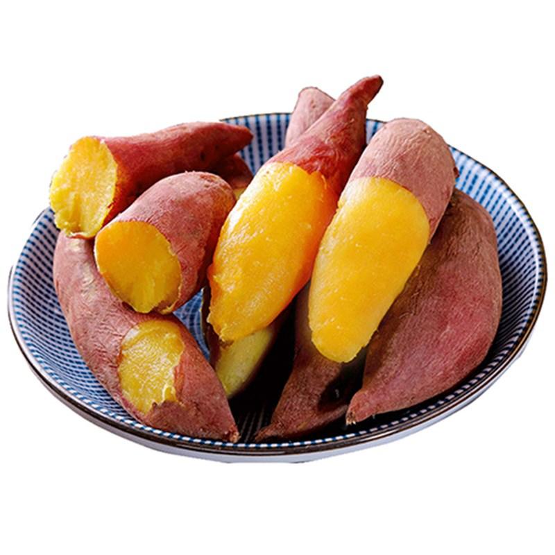 临安天目山小香薯5斤