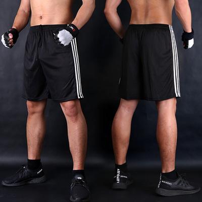 男士运动休闲五分裤