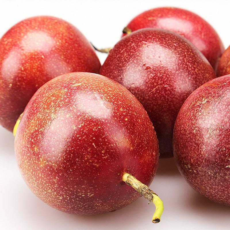 广西当季新鲜热带大果百香果5斤
