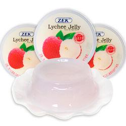 ZEK果肉果冻 荔枝味255g(3杯)