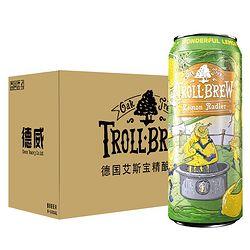 艾斯宝 柠檬拉德乐精酿啤酒 500ml*8听